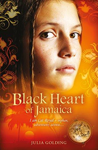 9781405243735: Black Heart of Jamaica (Cat Royal)