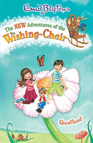 9781405243902: Giantland (The New Adventures of the Wishing-Chair)