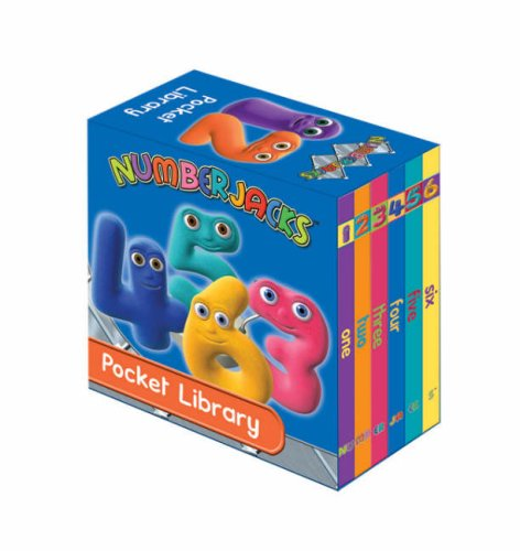 9781405244114: Numberjacks Pocket Library by