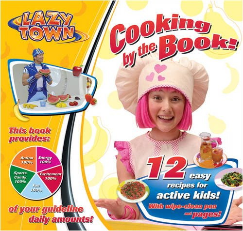 9781405244176: Cooking by the Book! (LazyTown)