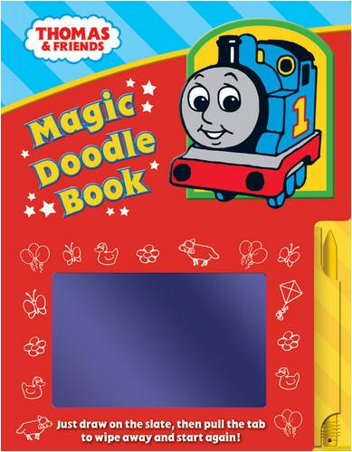 9781405244350: Thomas and Friends Magic Doodle Book