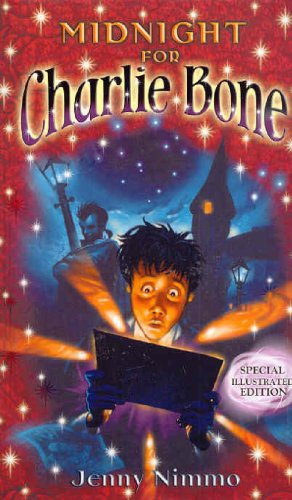 9781405244428: Midnight for Charlie Bone: Illustrated Edition