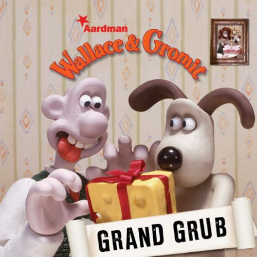 9781405244480: Grand Grub (Wallace & Gromit)