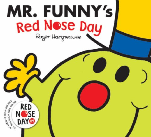 9781405244565: Mr. Funny's Red Nose Day (Comic Relief)