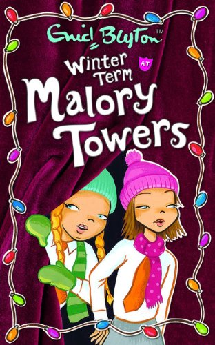 9781405244749: Winter Term at Malory Towers