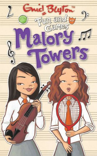 9781405244756: Fun and Games at Malory Towers