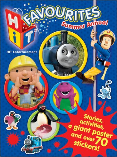 9781405245197: HIT Favourites Summer Annual