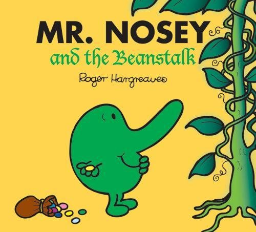 9781405245760: Mr. Nosey and the Beanstalk