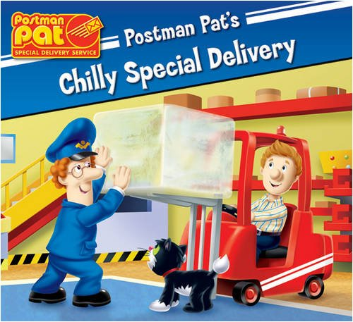 9781405245777: Chilly Special Delivery