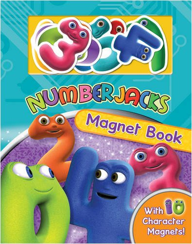 9781405245968: Numberjacks Magnet Book
