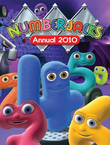 9781405246392: Numberjacks Annual 2010