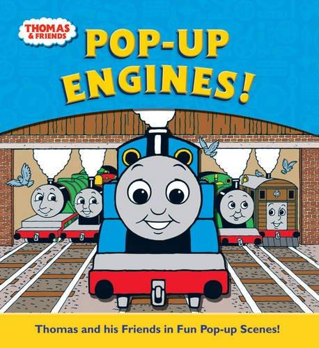 9781405247054: Pop-up Engines! (Thomas & Friends)