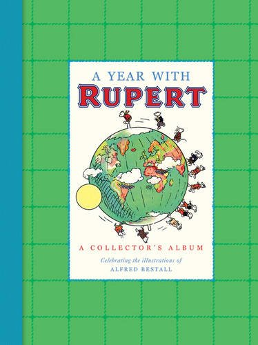 9781405247078: A Year with Rupert (Rupert Bear Collector's Albums)