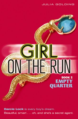 9781405247351: Empty Quarter (Girl on the Run)