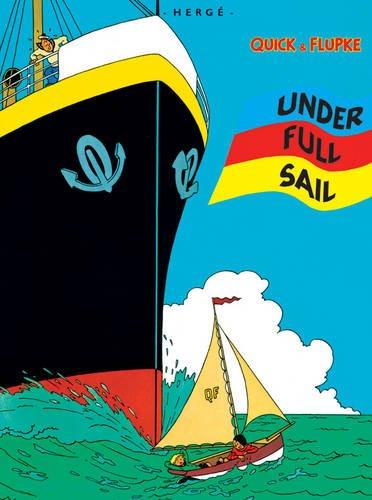 9781405247436: Quick & Flupke: Under Full Sail