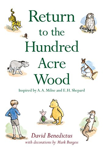 9781405247443: Winnie-The-Pooh: Return to the Hundred Acre Wood