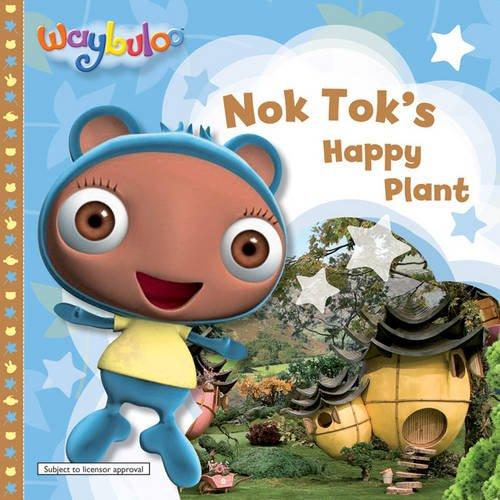 9781405247535: Nok Tok Goes Driving (Waybuloo Story Books)