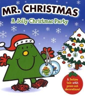 9781405247900: Mr. Christmas: A Jolly Christmas Party