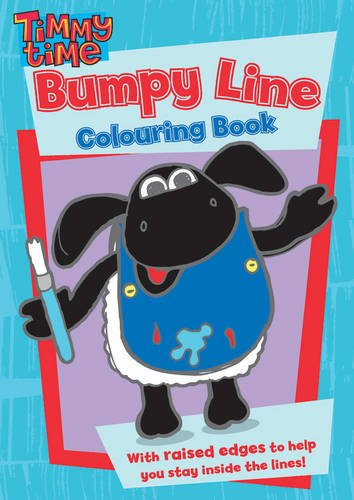 9781405247931: Timmy Time Bumpy Line Colouring Book