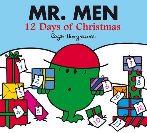 9781405248402: Mr. Men 12 Days of Christmas