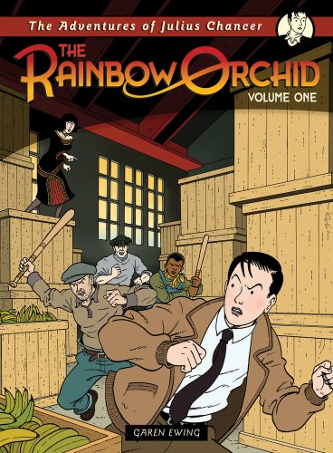 9781405248532: The Adventures of Julius Chancer: Volume One (The Rainbow Orchid)