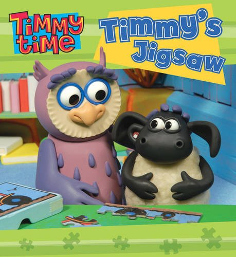 Timmy Time: Timmy's Jigsaw (10 Minute Tales): Egmont UK