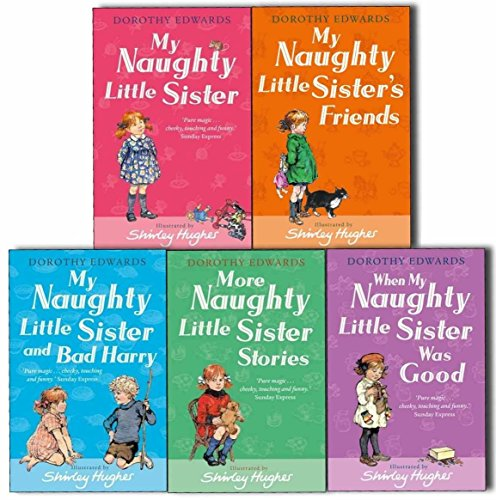 9781405249058: My Naughty Little Sister Collection, 5 Books