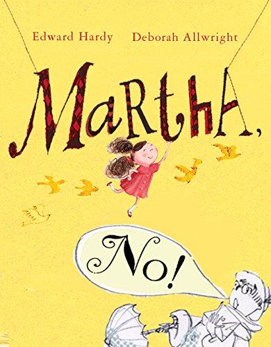 9781405249119: Martha, No!