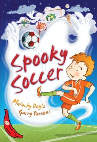9781405249249: Spooky Soccer (Red Bananas)