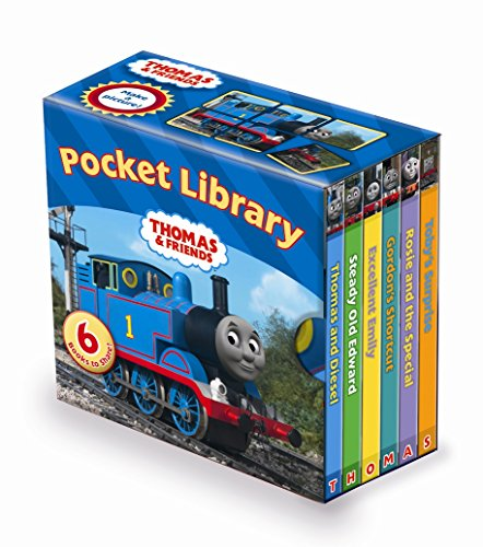9781405249850: Thomas and Friends Pocket Library