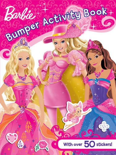 9781405250016: Barbie Bumper Activity Book