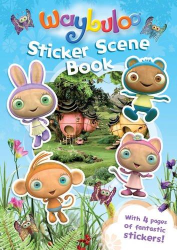 9781405250214: Waybuloo Sticker Scene (Sticker Scene Books)