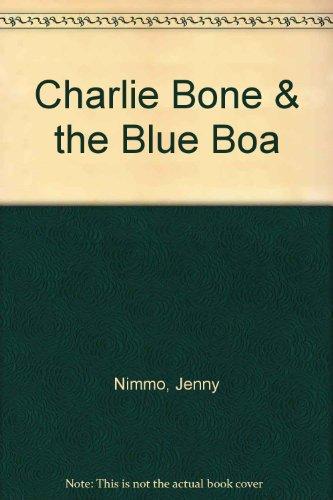 9781405250306: Charlie Bone & the Blue Boa