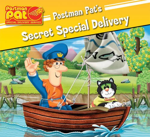 9781405250559: Postman Pat's Secret Special Delivery (Postman Pat Special Delivery Service)