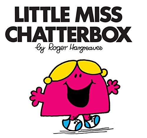 9781405250740: Little Miss Chatterbox (Little Miss Classic Library)