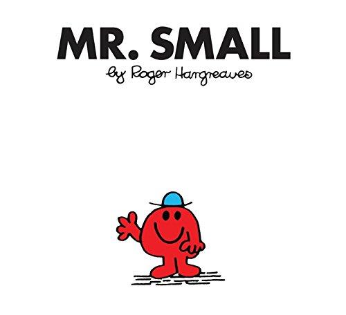 9781405250863: Mr. Small (Mr. Men Classic Library)