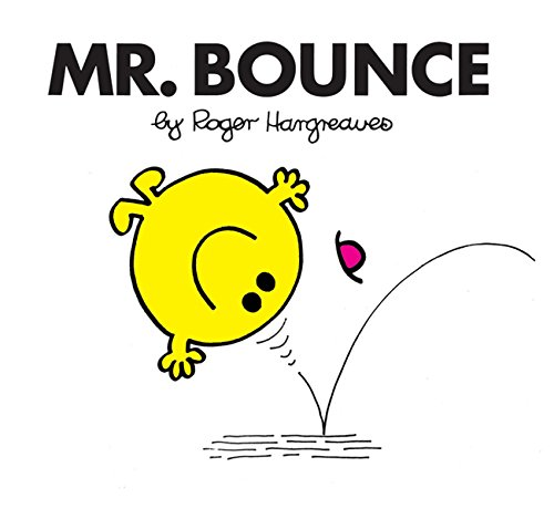 9781405250887: Mr. Bounce (Mr. Men Classic Library)