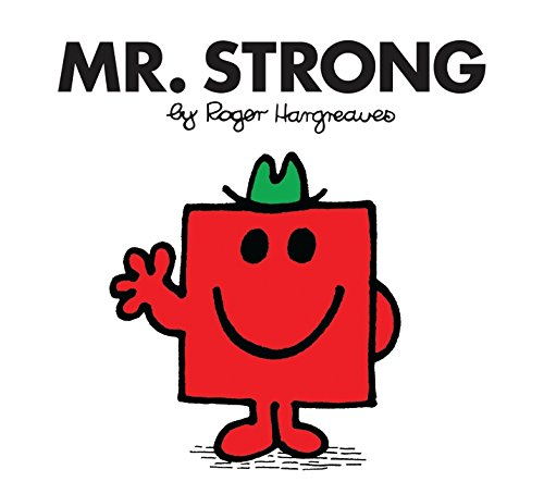 9781405250924: Mr. Strong (Mr. Men Classic Library)