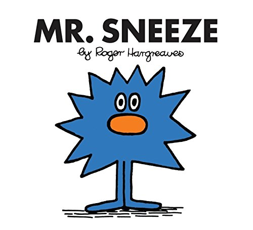 9781405250962: Mr. Sneeze (Mr. Men Classic Library)