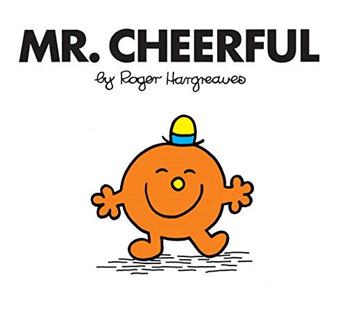 9781405250986: Mr. Cheerful (Mr. Men Classic Library)