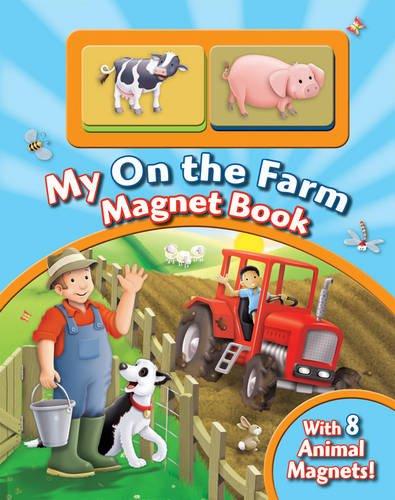 My on the Farm Magnet Book: Egmont UK
