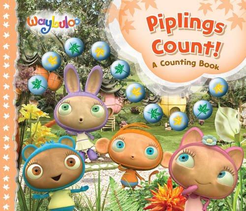 9781405251297: Waybuloo: Piplings Count