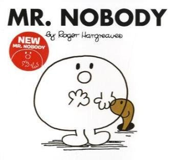 9781405251426: Mr. Nobody (Mr. Men Classic Library)