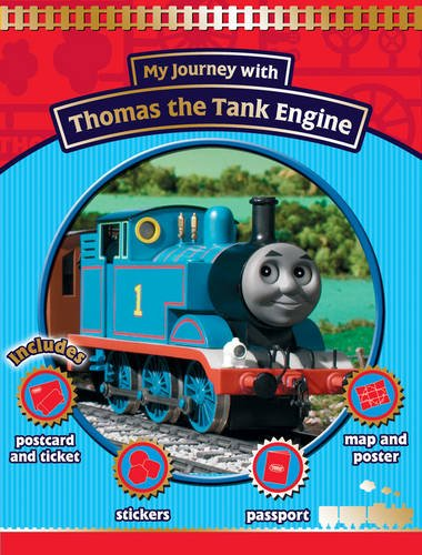 My Journey With Thomas the Tank Engine (Hardcover)