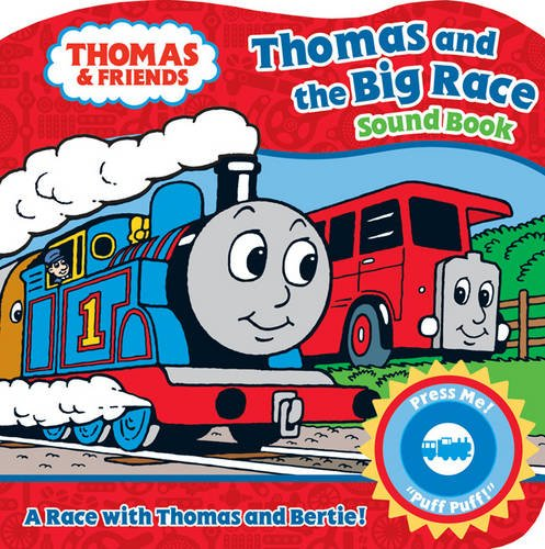 9781405251624: Thomas & Friends Thomas and the Big Race Sound Book