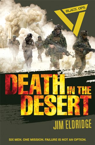9781405251945: Death in the Desert (Black Ops)