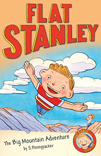 9781405252089: Flat Stanley: The Big Mountain Adventure