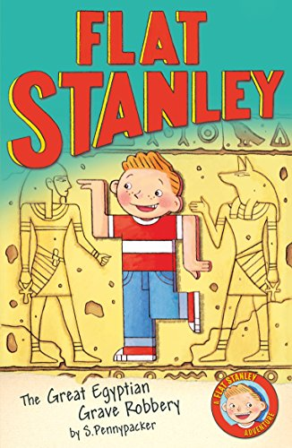 9781405252096: Jeff Brown's Flat Stanley: The Great Egyptian Grave Robbery