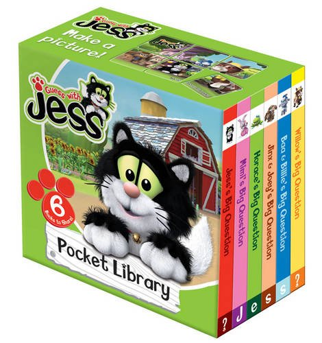 9781405252140: Guess with Jess Pocket Library