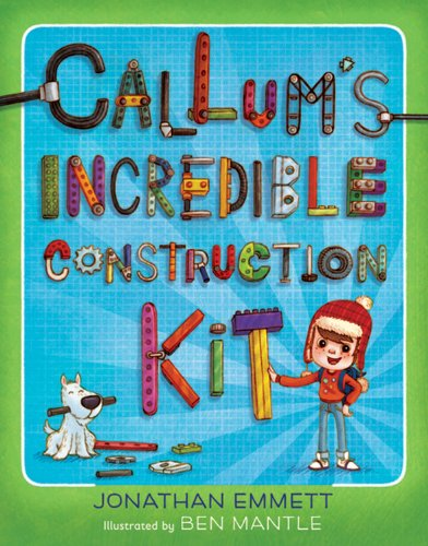 Callum's Incredible Construction Kit: Emmett, Jonathan